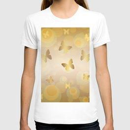 Pattern butterfly 166 T-shirt