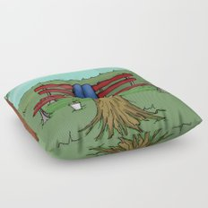 Summer reading Floor Pillow