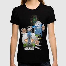 Jeans by Lenka Laskoradova T-shirt