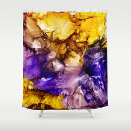 Beyond the Tangible Shower Curtain
