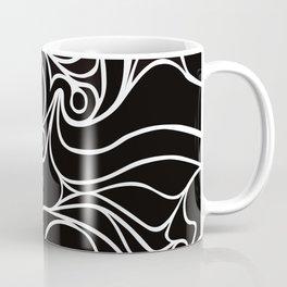 Black Wave 1 Coffee Mug