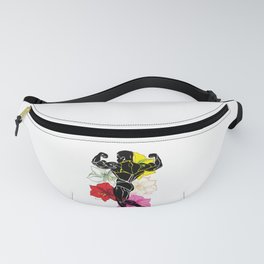 Amaryllis & The Poseur Fanny Pack