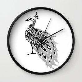 Sr. PavoReal Wall Clock
