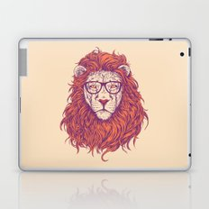 Lion Hipster Laptop & iPad Skin