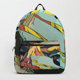 Rachel Understands ~ Swipped Backpack