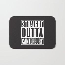 Straight Outta Canterbury - New Zealand Rugby Bath Mat