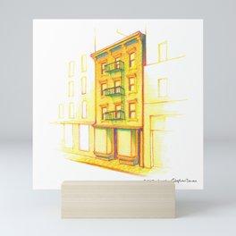 NYC Pride: STAR House Mini Art Print