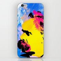 nietzsche iPhone & iPod Skins featuring Friedrich Wilhelm Nietzsche by DIVIDUS
