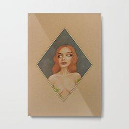 Aletta Metal Print