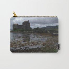Eilean Donan Castle in Scotland Carry-All Pouch