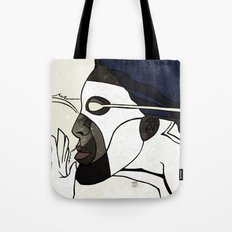 Captain Photon Tote Bag