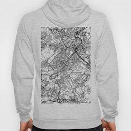 Stuttgart Map Gray Hoody