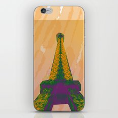 VIVE LA FRANCE iPhone & iPod Skin