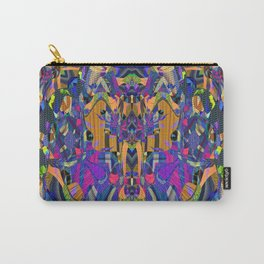Psychedelic Essentials Trip Print 1 Carry-All Pouch