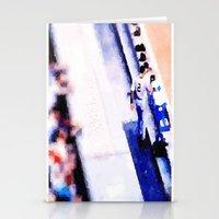 dj Stationery Cards featuring dj by Ricochet  Elm  Studio