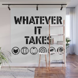 Endgame Whatever It Takes Wall Mural
