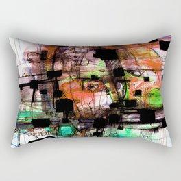 Bedtime 4E by Kathy Morton Stanion Rectangular Pillow