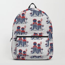 Buddhist Guardian Deity / Ojizo-sama (お地蔵様) Backpack
