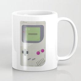 Nintendo Game Boy Classic Grey Coffee Mug