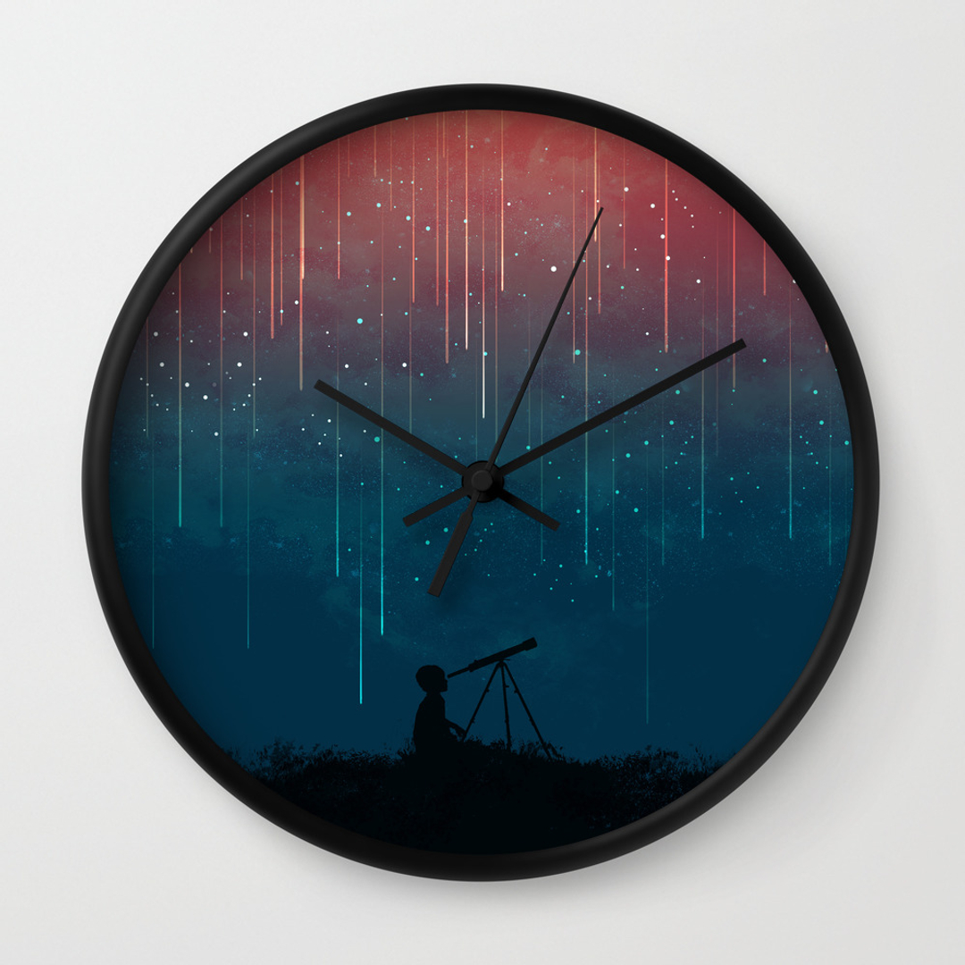 Pop Surrealism Wall Clocks Society6