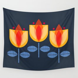 RETRO: Artist Collaboration Wall Tapestry