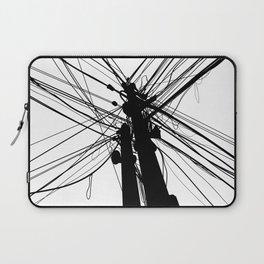 Electric Pole Laptop Sleeve