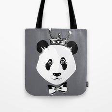 King Panda Tote Bag