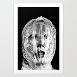 NOT THE LOVE YOU WANT Art Print