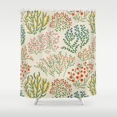 Meadow 2 Shower Curtain