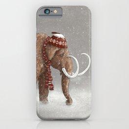The Ice Age Sucked  iPhone Case