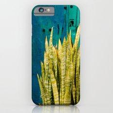 Blue Green Gran Canaria Colors iPhone 6s Slim Case