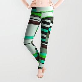 Geometric design - Bauhaus inspired Leggings