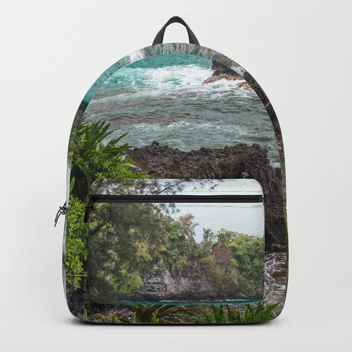 Hawaiian Turquoise Cove Backpack