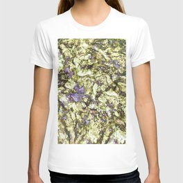 Eroded reflections T-shirt