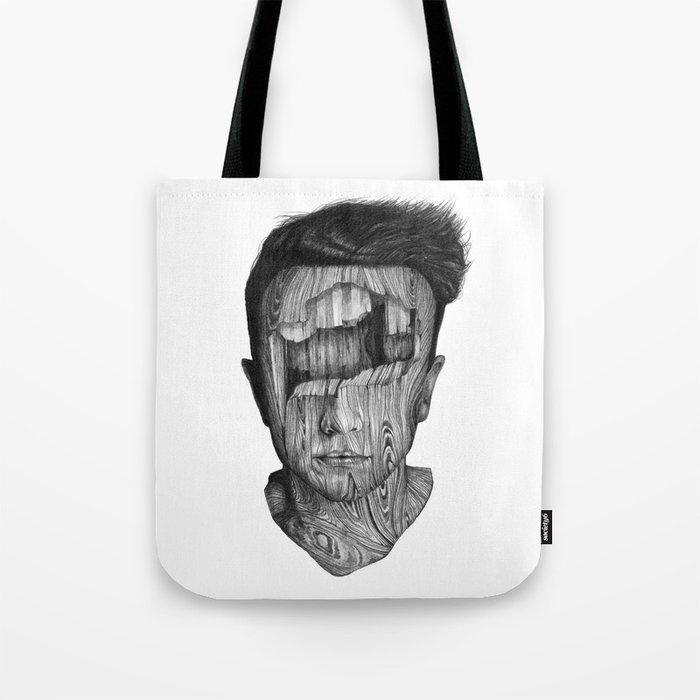 wood kid Tote Bag