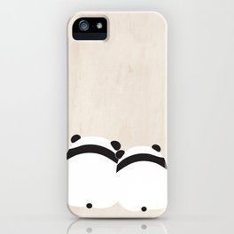 Love is Simple iPhone Case