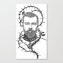 Romanov Canvas Print