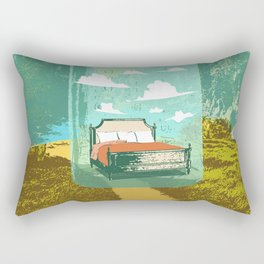 DREAM BOTTLE Rectangular Pillow