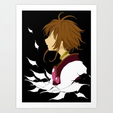 Lost Wings Art Print
