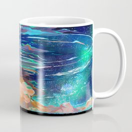 Running in the Strom Coffee Mug