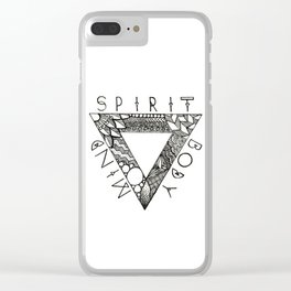 leaders Clear iPhone Case