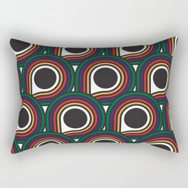 Primary Plume Rectangular Pillow
