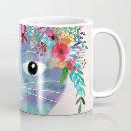 Flower cat II Coffee Mug