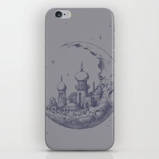Arabian Crescent iPhone & iPod Skin
