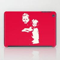 family iPad Cases featuring Family by JophenStein