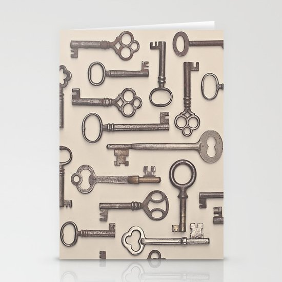 Labyrinth (Sunnier Version) Stationery Cards