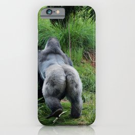 Watch Me Walk Away iPhone Case