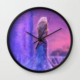Queen Elsa Wall Clock