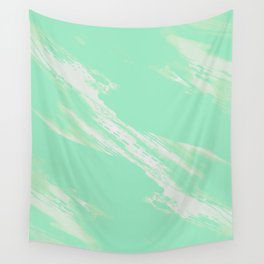 Greener on the Other Side Wall Tapestry