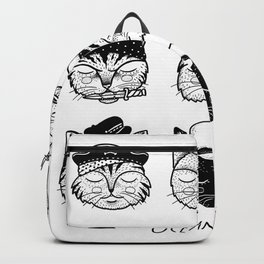 Ocean Cats Backpack